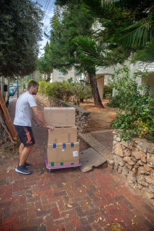 הובלות דירה בתל אביב עם אפדייט הובלות